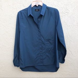 Kate Spade Saturday Two Pocket Button Up